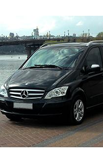 Минивэн такси Коктебель - Курортное (Керчь)